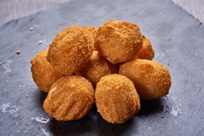 Сырные шарики ГАУДА